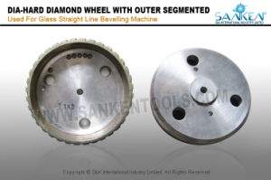 Diamond Wheel with Outer Segmented pictures & photos