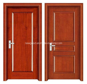 Solid Wood Interior Door pictures & photos