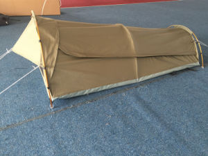 Wholesales Camping Canvas Swag Tent From Factory in China pictures & photos