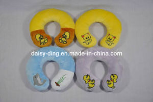 Plush Neck Pillow with Soft Material pictures & photos