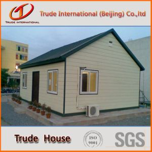 Low Cost Customized Light Gauge Steel Structure Modular Building/Mobile/Prefab/Prefabricated Building pictures & photos
