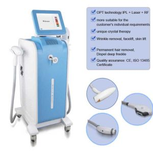 No Side Effects Fast Elight Shr Laser IPL Hair Removal Machine pictures & photos