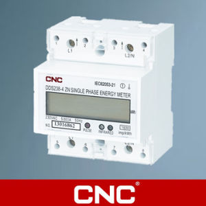 Dds226D-4p M Single Phase DIN Rail Multi-Function Meter pictures & photos