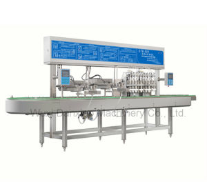 Ice Cream Extrusion Machine Cone Ice Cream Filling Working Table pictures & photos
