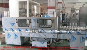 Automatic Intermittent Bottle Washer for Glass Bottles/Plastic Bottles (GHXP-3) pictures & photos