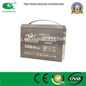 12V 50ah Rechargeable Lead Acid Battery for Electric Pedicab