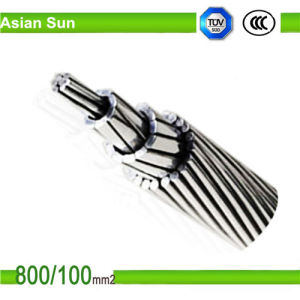 Bare Overhead Aluminum Conductor ACSR/AAC/AAAC Cable Dog 100mm2 pictures & photos
