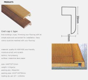 china accessories of laminate flooring end cap l type. Black Bedroom Furniture Sets. Home Design Ideas
