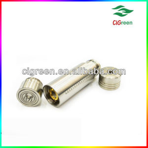 2014 Marvelous Invent! ! Best E-Cigarette Mechanical Caravela/Diamond Mod with Rebuildable Atomizer