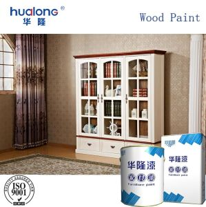 Hualong Uv Glossy White Finishing Paint