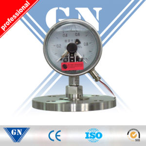 Hand Vacuum Pump with Pressure Gauge pictures & photos