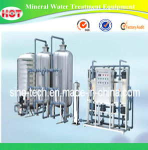 Mineral Water Treatment Equipment Mineral Water Processing Line pictures & photos