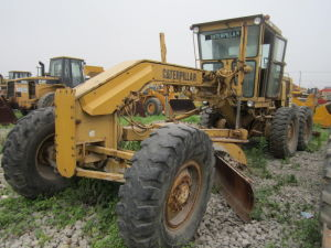 High Quality of Used Caterpillar 14G Motor Grader pictures & photos