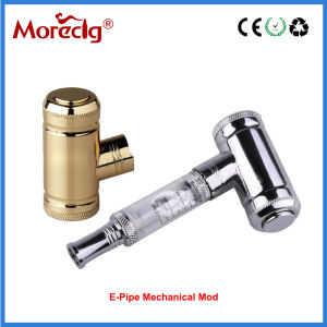 2014 Morecig New Mechanical Mod E-Pipe Electronic Cigarette Ecigarette