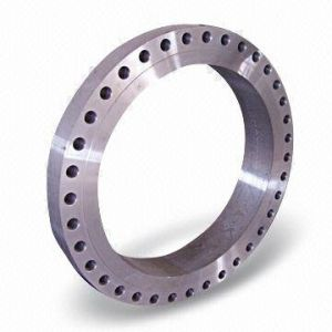 Large Size Chemical Industry Forged Steel Flanges with A105 Carbon Steel Material pictures & photos