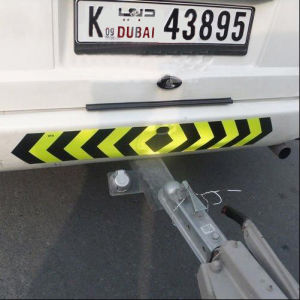 Reflective Arrow Tape for Truck pictures & photos