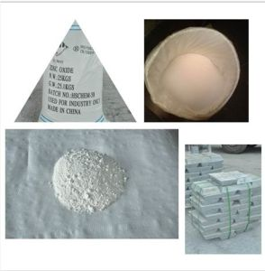 Supply Factory Zinc Oxide 99.7% Min, CAS: 1314-13-2