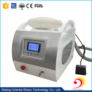 Ow-D1 ND YAG Laser Tattoo Removal Beauty Machine pictures & photos