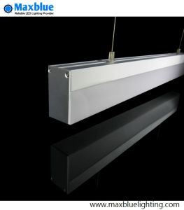 Rectangular Modern Pendant Lamp, LED Decorative Pendant Light LED Linear Light pictures & photos