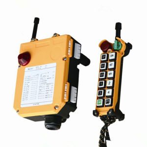 Lifting Equipment F24-12s Series Wireless Remote Controls pictures & photos