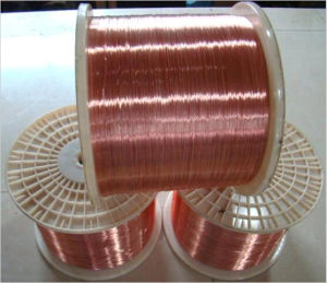 Copper Clad Steel (40%) Conductor Wire