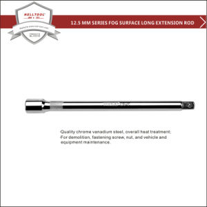 "Socket Wrench/Auto Tool/Extension Bar with Mirror Surface, 14""350mm"