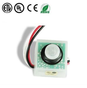 electronic photo sensor switch for led outdoor lighting photocell