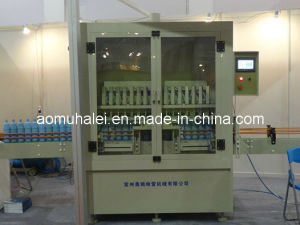 Automatic Anti-Corrosive Bottle Filling Machine for Bleaching Agent pictures & photos
