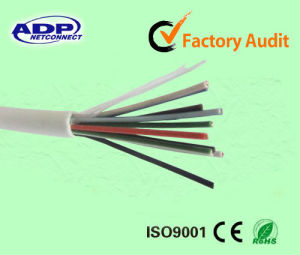2/4/6/8/10/12c Alarm Cable with CCA Conductor PVC Jacket pictures & photos