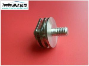 Stainless Steel CNC Machined Part Auto Machinery Part