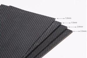 Carbon Fiber Sheet Can Be Processed in Batches
