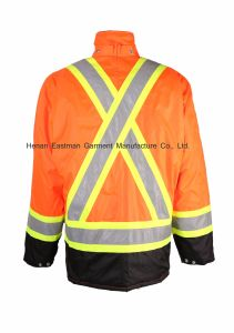Waterproof Breathable Workwear Thermal Parka pictures & photos