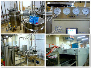 Complete Deposited Toffee Producing Line Withplc Control (GDT300) pictures & photos