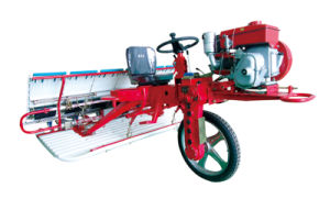 2015 China Automatic Rice Transplanter