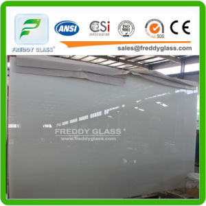 4mm Ivory Paint Glass/Painted Glass/Coated Glass/Lacquered Glass/Art Glass/Decorative Glass pictures & photos