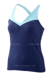 Women′s Professional Yoga Vest