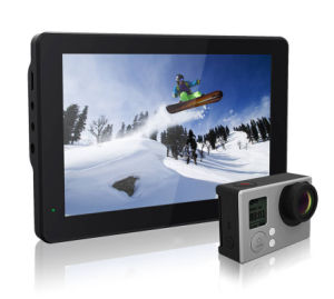 7 Inch Go PRO Mate Monitor Design for Go 3+ & 4 Series & DSLR Camera pictures & photos