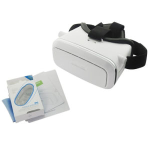 Virtual Reality Glasses Cardboard Movie Game for Samsung Ios iPhone 3D Vr Box Vr Shinecon pictures & photos