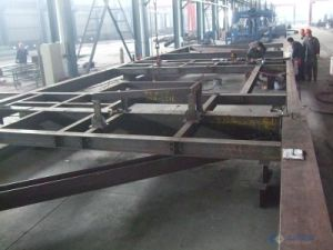 Perfect Quality Power Plant Steel Structure