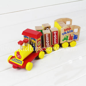 Wooden Train (TS 5560) pictures & photos