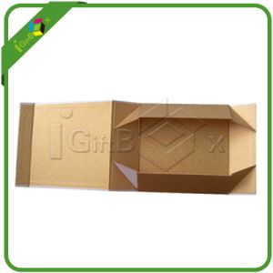 Custom Printed Foldable Cardboard Gift Box with Magnet pictures & photos