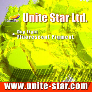Day Light Fluorescent Pigment Fv Lemon Yellow for Inks pictures & photos