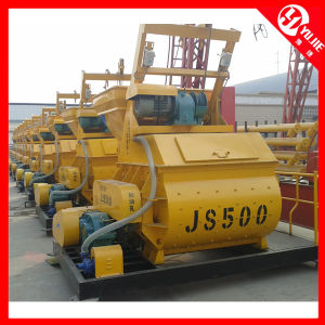 20-25m3/H Mini Concrete Mixer (js500) pictures & photos