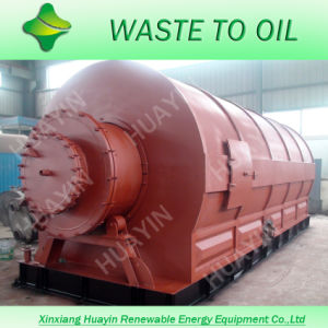 Waste Tire Recycling Machine (HY-10T)