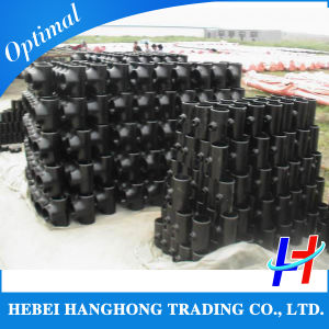 ASTM A234 Carbon Steel Tee Black Carbon