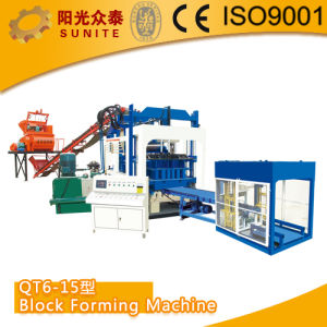 Automatic Hollow Block Machine pictures & photos