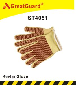 Supershield Dotted Cut Resistant Glove (ST4051) pictures & photos