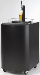 Beer Keg Fridge (ZPJ-128) 2
