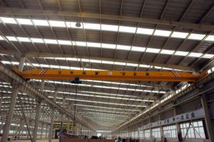 Single Girder Overhead Crane pictures & photos