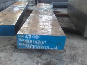 Forged Steel Block (4340)
